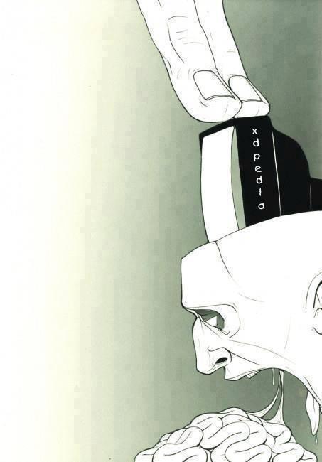 Nie potrzebne napisy, obraz mówi wszystko, o rzeczywistości w naszym społeczeństwie!