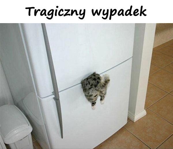 Tragiczny wypadek