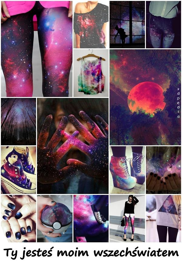 Ty jesteś moim wszechświatem