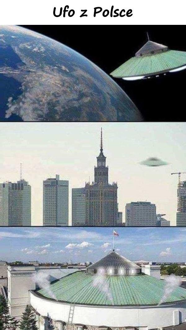 Ufo z Polsce