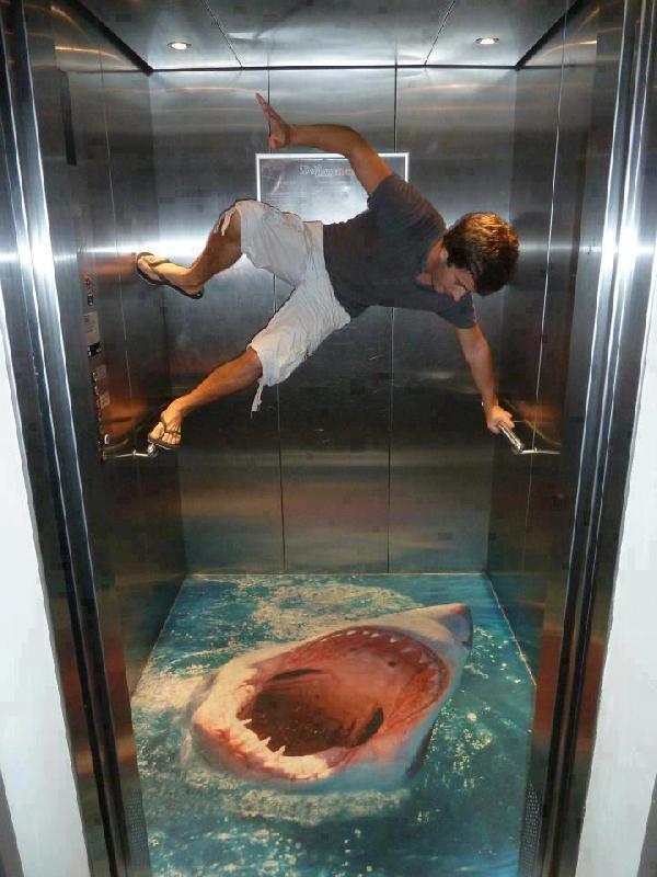 Uwaga! Rekin w windzie!