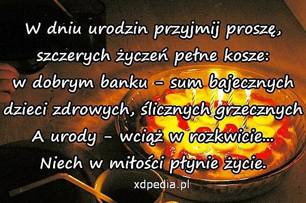 Wierszyki Dzieci Na Urodziny Pieniędzy Kartka Xdpedia