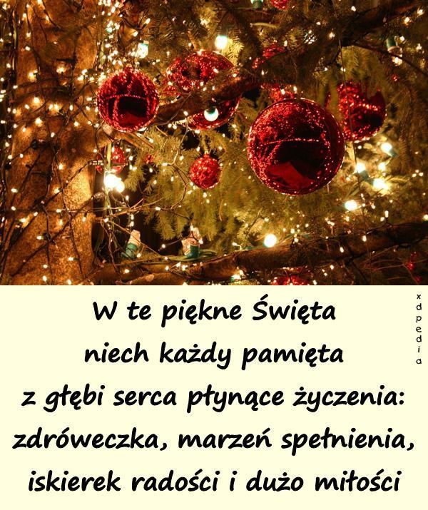 Wiersz Memy Te Myśli życzenia Boże Narodzenie Boże