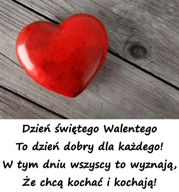 Wiersz 14lutego Wiersz Walentynka Kocham Cię Wierszyki