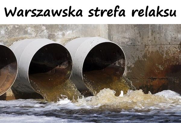 Warszawska strefa relaksu