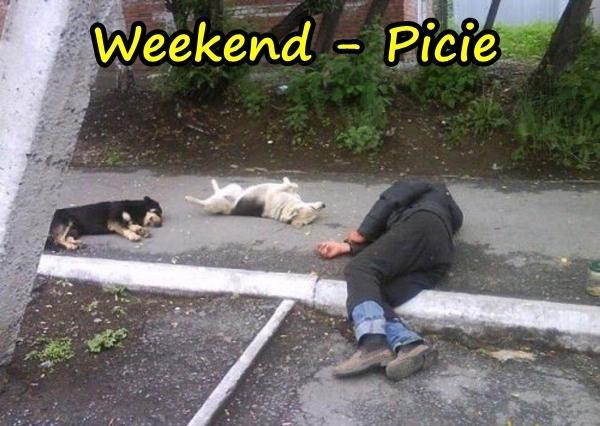 Weekend - Picie
