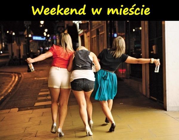Weekend w mieście