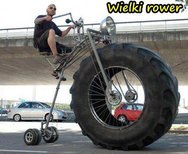 Wielki rower
