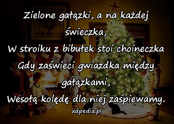 Wierszyk Boże Narodzenie Xdpedia 21050