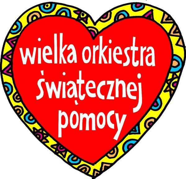 WOŚP - Wielka Orkiestra Świątecznej Pomocy