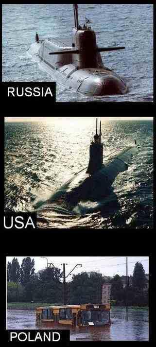 Wyścig zbrojeń trwa: USA, Rosja, Polska