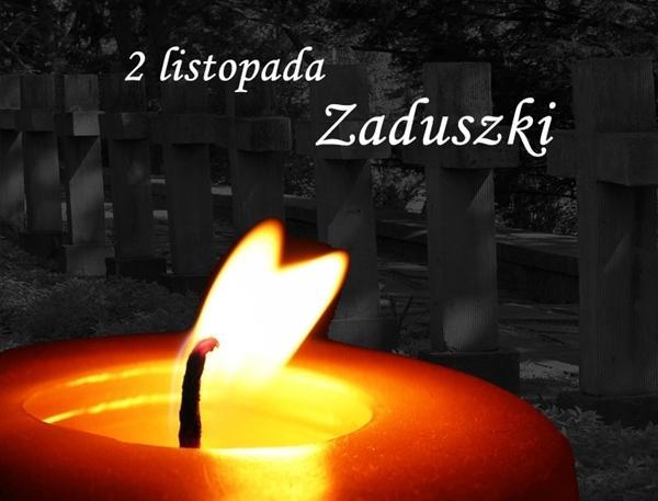 Zaduszki - 2 listopada