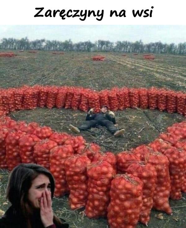 Zaręczyny na wsi