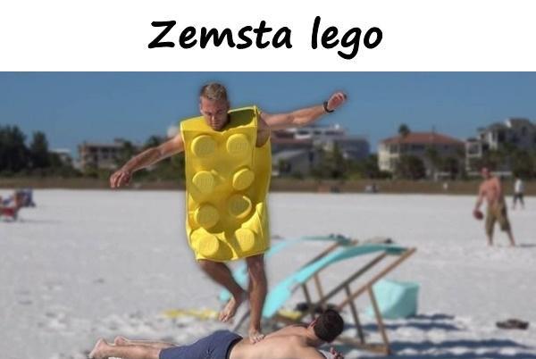 Zemsta lego