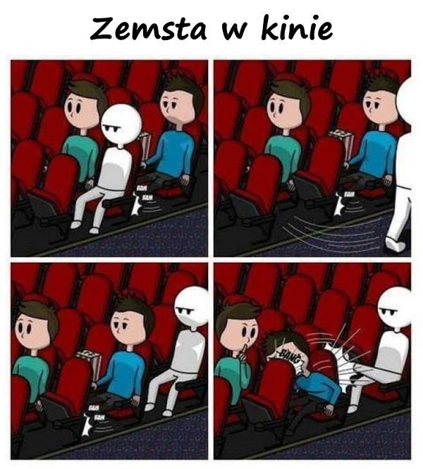 Zemsta w kinie
