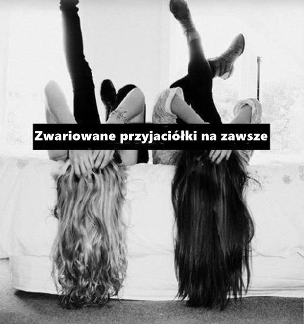 Zwariowane przyjaciółki na zawsze