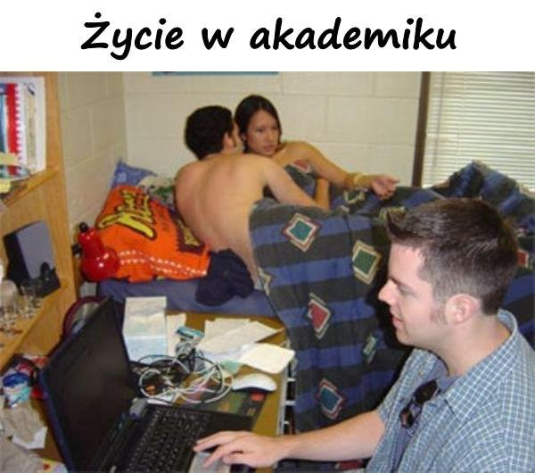 Życie w akademiku