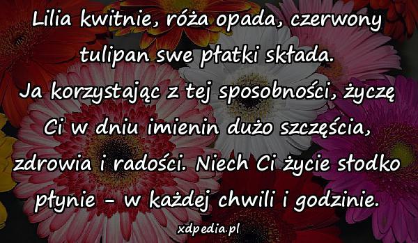 Lilia Aforyzmy Kobieta Sentencje Memy Lilia Osioł
