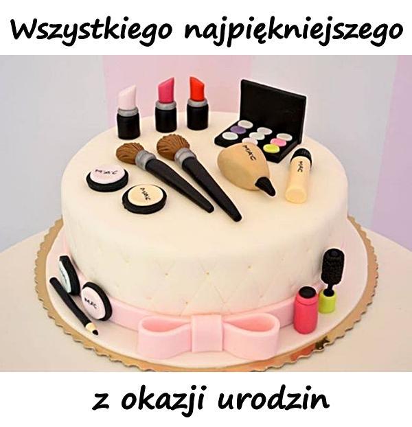 Wszystkiego najpiękniejszego z okazji urodzin!